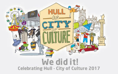 Hull – The city of culture 2017